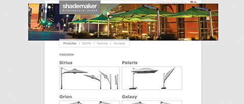 shademaker Webdesign